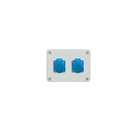 Rozdzielnica R-BOX 150, 2x250V/16A