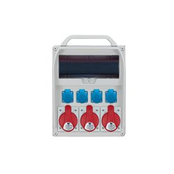 rozdz.R-BOX 380R 3x32/5,4x230V 13S zabezp. 2xC32/3,3x16/1