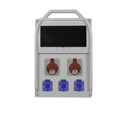 rozdz.R-BOX 382R 11S 2x32/5,3x250V zab.rózn.prąd 2xB32/3,B16/1,4/40/0,03