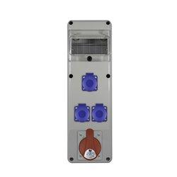 Rozdz.R-BOX SLIM 6S 1x32/5,3x230V