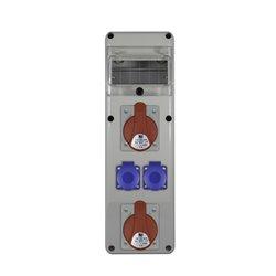 Rozdz.R-BOX SLIM 6S 2x32/5, 2x230V