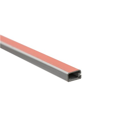 Kanał kablowy 12x7mm, samoprzylepny, biały, opakowanie 40m