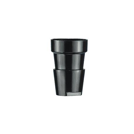 Oprawka bakielitowa E27-6, standard, czarna