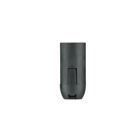 Oprawka termoplastyczna E14, czarna