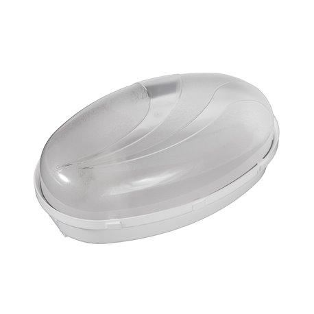 Oprawa oświetleniowa hermetyczna PANDA Oval duża 100W/PL25, IP65, biała