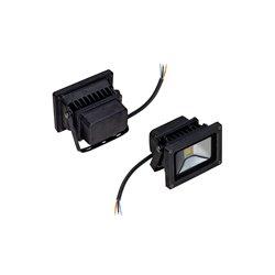 naświetlacz Powe LED moc10W,długość kabla15cm,strumień świetlny 1000lm biały ciepły