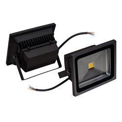 naświetlacz Powe LED moc30W,długość kabla30cm,strumień świetlny 3000lm biały ciepły