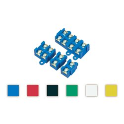Listwa zaciskowa  LZ 4x1,5-4mm2, różne kolory, opakowanie 100 szt.