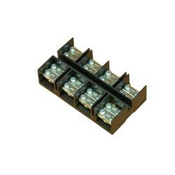 Listwa zaciskowa LZ 4x35mm2, czarna, opakowanie 5 szt.