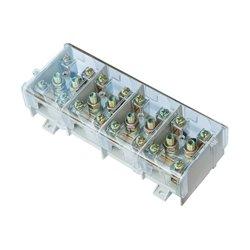 Listwa zaciskowa LG 4x95/35 termoplastyczna z osłoną