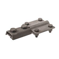 Złącze kontrolne 55/60/50mm, zacisk przez 4 śruby M6